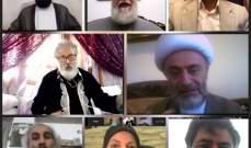 ندوة فكرية في المستشارية الإيرانية ضمن سلسلة جدليات كورونية