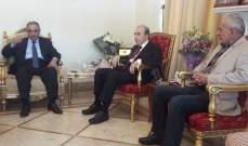 هاشم: نخوض الانتخابات مع لائحة الامل والوفاء لأننا نمثل نهجا وطنيا مقاوما