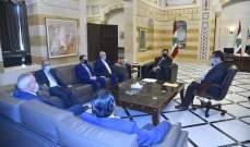 كرامي بعد لقائه دياب: لا حكومة بالأفق وسنقدم اقتراحا معجلا لتسهيل عمل التدقيق الجنائي
