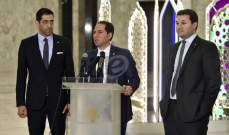 """كتلة """"الكتائب"""" بعد لقائها دياب: للذهاب الى انتخابات نيابية مبكرة"""