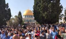 إدارة المسجد الأقصى تعلن عن فتح أبواب المسجد فجر يوم الأحد القادم