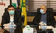 حزب الله وأمل جنوبا: للاسراع بتنفيذ قرار مساعدة العوائل الفقيرة والمتضررة