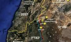 الجيش الاسرائيلي يعلن الكشف عن وحدة سرية لحزب الله في الجولان