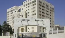 """تسجيل 33 حالة وفاة و702 إصابة جديدة بفيروس """"كورونا"""" في الأردن"""