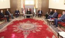 الشيخ نعيم حسن: لحكومة إنقاذ حقيقي قادرة على قيادة ورشة إصلاح وفق أولويات العمل الوطني