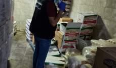 بلدية حارة حريك كشفت بتموز على 153 منشأة  غذائية وسطرت 38 انذارا ومحضري ضبط
