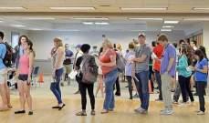 """ولاية أوهايو تغلق مراكز الاقتراع بسبب """"كورونا"""""""