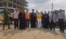 البطريرك يونان يؤكد من حلب ان ابناء الكنيسة هم مدعاة سلام ومحبة