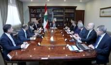 بيان الإجتماع المالي: نقف لجانب الحكومة في أي خيار بإستثناء دفع الديون المستحقة