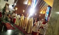 مطر: القديسة ريتا علمتنا كيف يكون الإيمان الذي ينقلنا إلى زمن الفرح