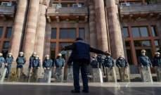 الشرطة الأرمينية دعت القوى المعارضة للامتناع عن تنظيم مسيرة احتجاجية بيريفان غدا
