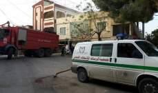 إصابة طفل من التابعية السورية نتيجة وقوعه من مبنى في الصرفند