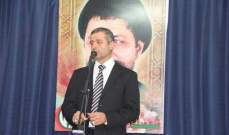 قبيسي:هناك شبهة على الداعين الى اطلاق هنيبعل القذافي ومن ضمنهم وزير بالحكومة