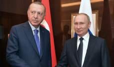 """""""التايمز"""": إهانة اردوغان من قبل حليفه بوتين في معركة إدلب"""