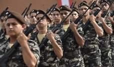 أمن الدولة تنفذ دوريات وحواجز بقرى مرجعيون تنفيذا لقرار تنظيم السير حسب رقم اللوحات