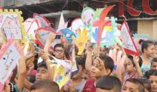 جمعية بيتنا تحيي يوم رفض البؤس العالمي بالنبعة: صرخة ألم بوجه المسؤولين
