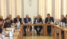 أعضاء لجنة الشؤون الخارجية والمغتربين التقوا سفير لبنان في بريطانيا