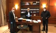 تكتل لبنان القوي تقدّم  بـ5 اقتراحات قوانين تعالج التداعيات الناجمة عن فيروس كورونا