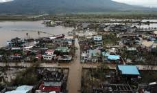 """ارتفاع عدد قتلى الإعصار """"غوني"""" في الفيليبين إلى 16"""