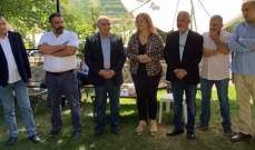 الدكاش: نعمل على توطيد علاقات لبنان بالعالم من أجل أيام أفضل لنا ولابنائنا
