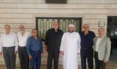 حركة الأمة: إعادة فتح معبر نصيب مؤشر هام على انتصار الدولة السورية