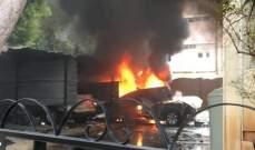 النشرة: نجاة القيادي في حماس أبو حمزة حمدان من انفجار صيدا