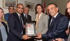 الحسن: مجلس الوزراء وافق على تأمين مساهمة للصندوق التعاوني للمختارين بمليار ليرة