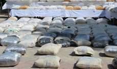 وزارة الامن الايرانية: تفكيك اكبر عصابة لتهريب المخدرات جنوب البلاد