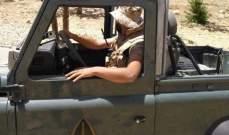 حزب الله يستعيد من ارهابيي النصرة آلية للجيش اللبناني