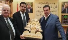 البعريني التقى أهالي البلدات العكارية ووفدا بلدية واختيارية واستمع لمطالبهم