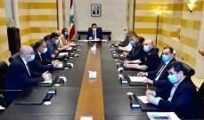 اجتماع امني في السراي برئاسة دياب: لحماية الاستقرار وصون السلم الأهلي