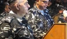 اللواء عثمان اطلق الدوريات الامنية ليلة راس السنة: مهمتنا السهر على أمن الناس