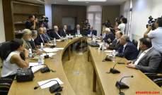 لجنة الدفاع ناقشت اقتراحات القوانين المتعلقة بالبلديات