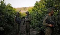 """الجيش الإسرائيلي: رصدنا محاولات من """"حزب الله"""" لتنفيذ عملية تخريبية في الجولان"""