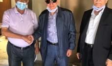 حماده تقدّم بإستقالته من مجلس النواب مطالبا بلجنة تحقيق دولية