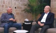 ميقاتي مستقبلا فرنجية:لبنان لا يحكم الا بالتوافق والكلام الطائفي مرفوض