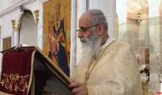 حكيم ترأس قداسا لمناسبة عيد مار ميخائيل بزحلة: قوتنا بوحدتنا ولبنان منبع الإيمان