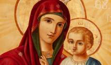 السلام عليك يا مريم 25 آذار عيد البشارة