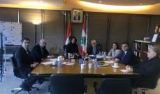 شريم: سننفذ خطة مرحلية لاستكمال العودة تشمل الأولويات بالتساوي بين المناطق
