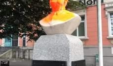 مسؤول فرنسي: الاعتداء على تمثال نصفي لشارل ديغول بفرنسا أمر مشين
