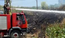 النشرة: سرية اطفاء صيدا أخمدت حريقين