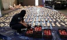 """مصدر للشرق الاوسط: """"رمّان الكبتاغون"""" صدّرته شركة وهمية بعد وصوله من سوريا على دفعتين"""