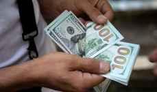 نقابة الصيارفة تحدد سعر صرف الدولار بين الشراء بسعر 3850 والبيع بسعر 3900