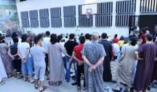 صلاة عيد الفطر في سجن رومية برعاية هيئة رعاية السجناء ـ دارالفتوى