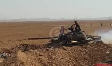 النشرة: الجيش السوري دخل الى بلدة تل خنزير بريف ادلب الجنوبي