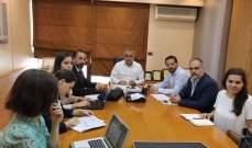 كركي استقبل المستشار الاقليمي للحماية الإجتماعية في المكتب الإقليمي لمنظمة العمل الدولية