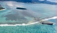 البيئة اليابانية: سنرسل فريق أخصائيين لجزيرة موريشيوس استجابة للتسرب النفطي