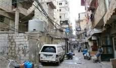 مقتل 3 أشخاص باشتباكات بمخيم صبرا بين مجموعتي بلال عكر وابو محمد بدران