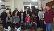 وفد من قيادة حركة أمل زار الجمعية الخيرية الإسلامية في صور