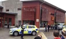الشرطة السويدية تبحث عن سيارة مدرعة سرقت من الجيش